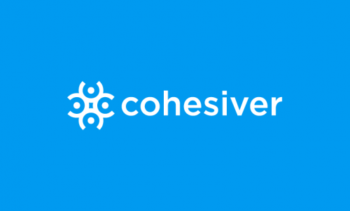 Cohesiver - Media startup name for sale