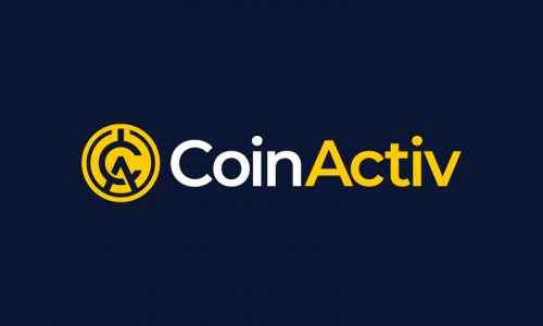 Coinactiv - Finance company name for sale