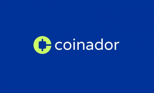 Coinador - Cryptocurrency brand name for sale