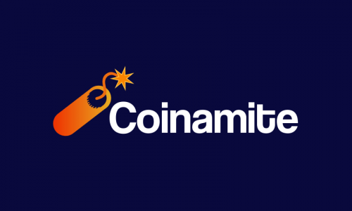 Coinamite - Finance domain name for sale