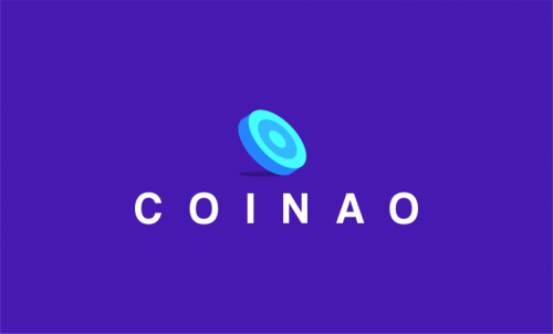 Coinao - Cryptocurrency domain name for sale