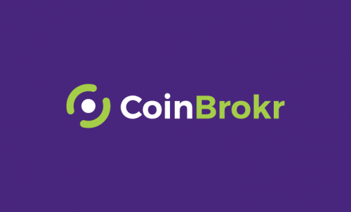 Coinbrokr - Cryptocurrency product name for sale