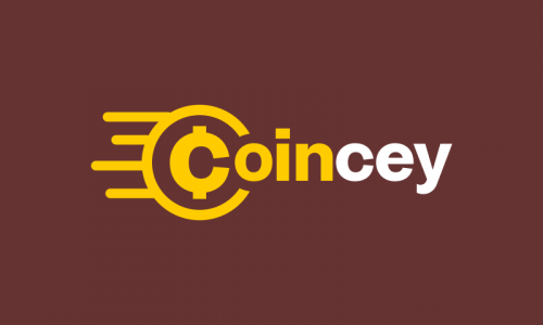 Coincey - Appealing domain name for sale