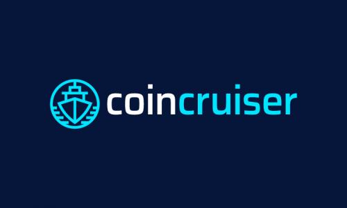 Coincruiser - Finance domain name for sale