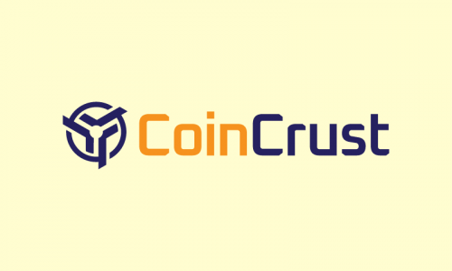 Coincrust - Finance brand name for sale