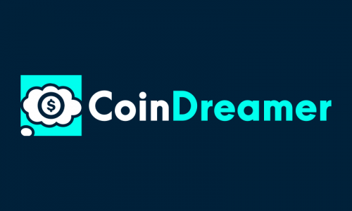 Coindreamer - Cryptocurrency startup name for sale