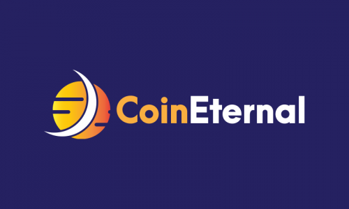 Coineternal - Cryptocurrency business name for sale