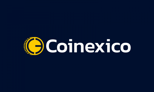 Coinexico - Cryptocurrency business name for sale