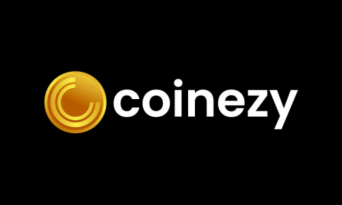 Coinezy - Cryptocurrency company name for sale