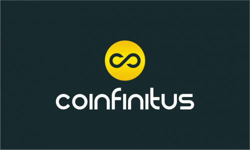Coinfinitus - Finance product name for sale
