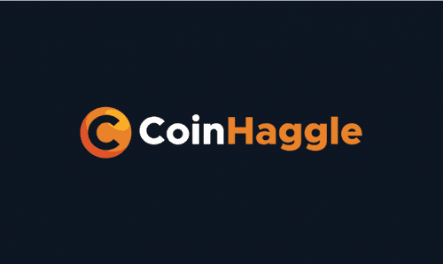 Coinhaggle - Finance company name for sale