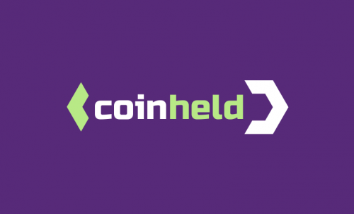 Coinheld - Cryptocurrency domain name for sale