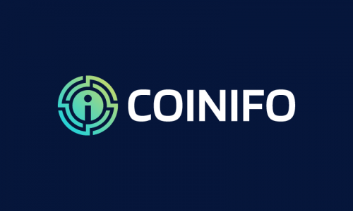 Coinifo - Finance startup name for sale