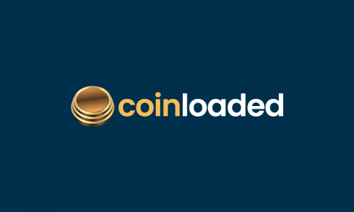 Coinloaded - Finance startup name for sale