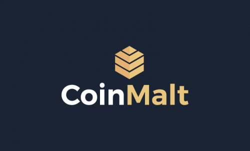 Coinmalt - Cryptocurrency brand name for sale