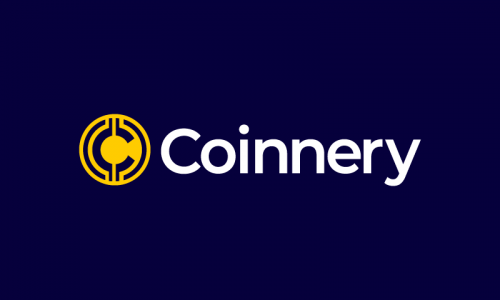 Coinnery - Cryptocurrency business name for sale