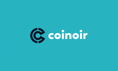 Coinoir - Cryptocurrency company name for sale