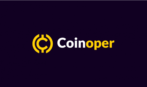 Coinoper - Cryptocurrency domain name for sale