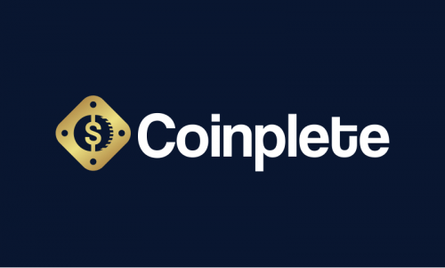 Coinplete - Finance product name for sale