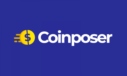 Coinposer - Finance business name for sale