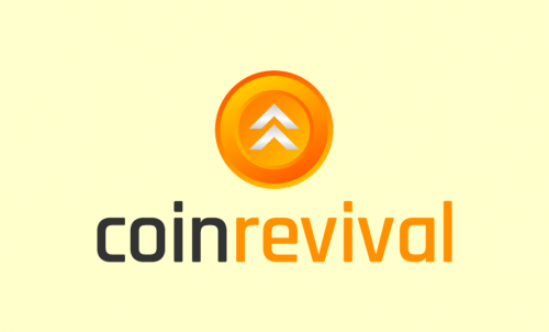 Coinrevival - Cryptocurrency business name for sale
