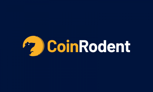 Coinrodent - Finance domain name for sale