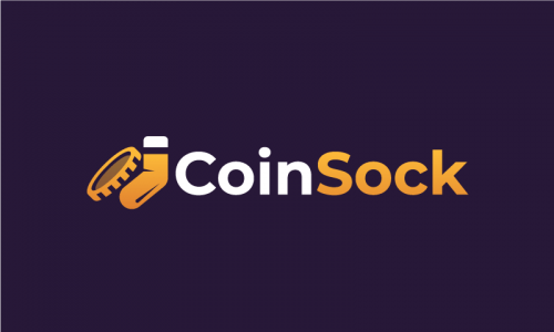 Coinsock - Finance business name for sale