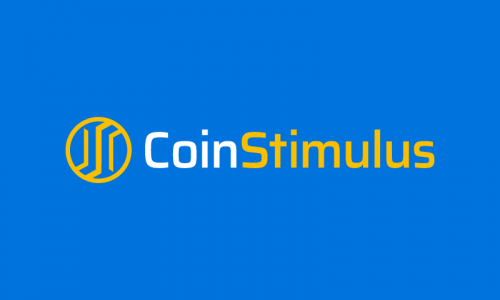 Coinstimulus - Cryptocurrency startup name for sale