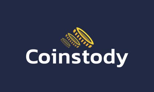 Coinstody - Finance company name for sale