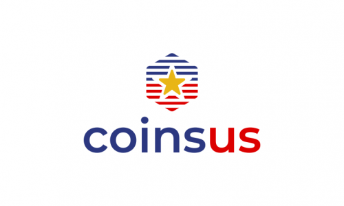 Coinsus - Finance startup name for sale
