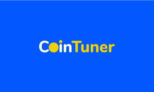 Cointuner - Finance startup name for sale