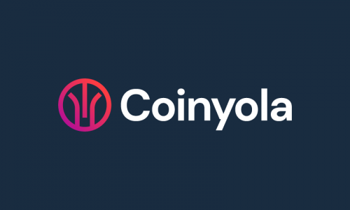 Coinyola - Cryptocurrency startup name for sale