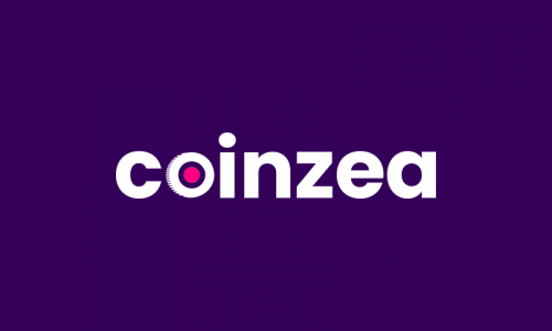 Coinzea - Cryptocurrency business name for sale