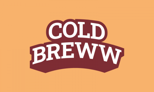 Coldbreww - Drinks startup name for sale