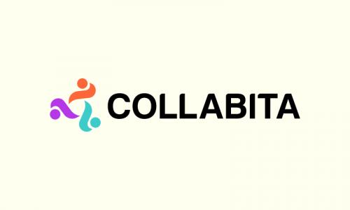 Collabita - Coworking brand name for sale