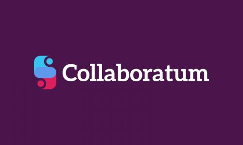 Collaboratum - Remote working business name for sale