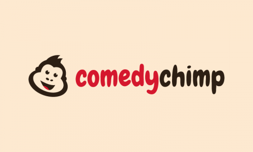 Comedychimp - Business brand name for sale