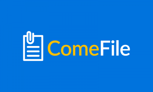 Comefile - Technology domain name for sale