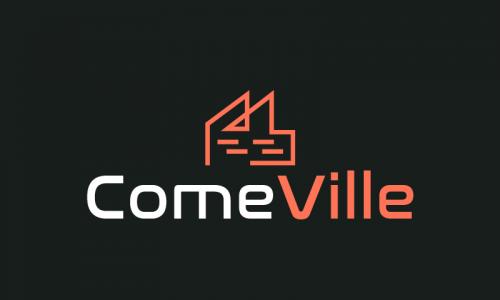 Comeville - E-commerce brand name for sale