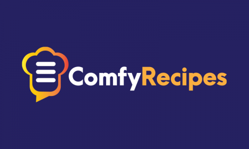 Comfyrecipes - Food and drink domain name for sale