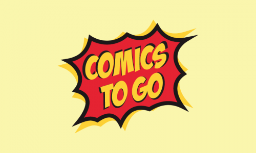 Comicstogo - Comic business name for sale