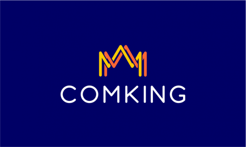 Comking - User-friendly, generic brandable .com business domain name for sale!