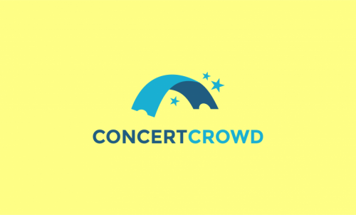 Concertcrowd - Events brand name for sale