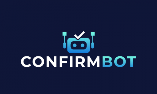 Confirmbot - Marketing domain name for sale