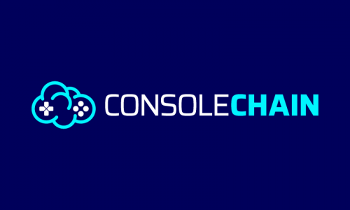 Consolechain - Technology business name for sale