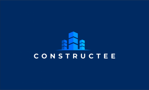 Constructee - Construction startup name for sale