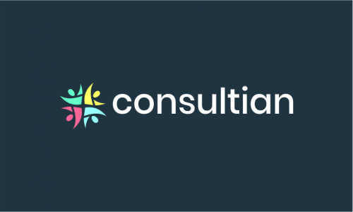 Consultian - Consulting domain name for sale