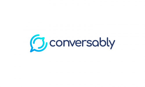 Conversably - Approachable startup name for sale