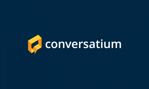 Conversatium - Chat brand name for sale