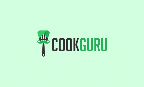 Cookguru - Cooking brand name for sale